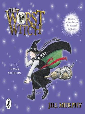 cover image of The Worst Witch
